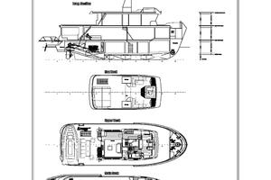 88' Ocean King 88 2020 General Arrangement