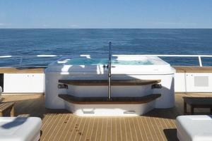 88' Ocean King 88 2020 Jacuzzi