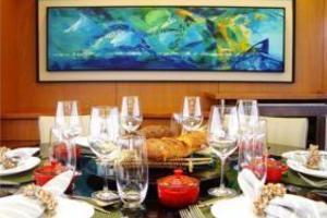107' Benetti  2015 Dining