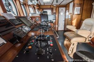 130' Custom Expedition Yacht 1973 Pilothouse 2017