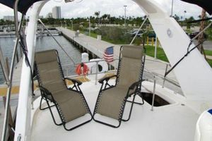 56' Gulf Craft Sport Flybridge Cruiser 2000 Gulf Craft Flybridge