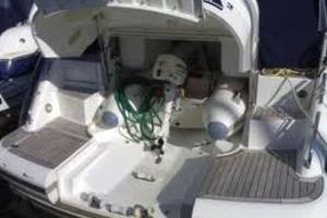 45' Fairline Targa 43 2004 Transom