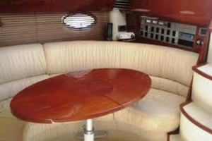 45' Fairline Targa 43 2004 Dining