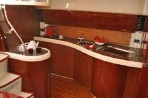 45' Fairline Targa 43 2004 Galley 1