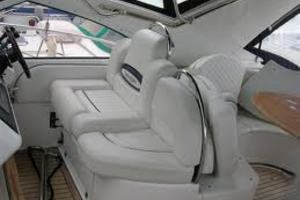45' Fairline Targa 43 2004 Helm Seating