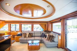 90' Hargrave Enclosed Bridge Motor Yacht 2001