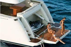 83' Ferretti Yachts 830 2009 Manufacturer Provided Image