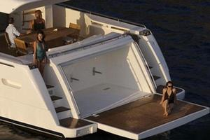 78' Ferretti Yachts 780 2007 Manufacturer Provided Image
