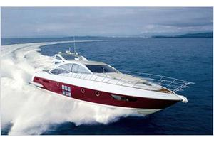 62' Azimut 62S 2008 Manufacturer Provided Image