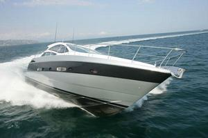 56' Pershing 56 2009 Manufacturer Provided Image: Pershing 56'