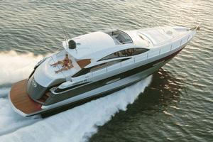 56' Pershing 56 2009 Manufacturer Provided Image
