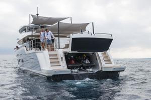 95' Canados Oceanic Tri-Deck 2018