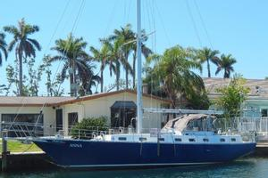 52' Creekmore Full Keel Cutter 2002 Port Hull Aft