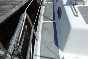 52' Creekmore Full Keel Cutter 2002 Port Walkaround