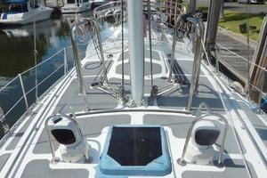 52' Creekmore Full Keel Cutter 2002 Mid Deck Aft