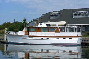 60' Trumpy Houseboat 1973