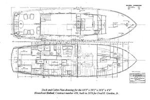 63' Trumpy Houseboat 1969 layout.jpg