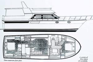 48' Californian Motor Yacht 1989 Profile drawing and layout.jpg