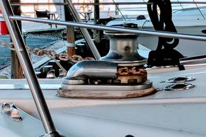 48' Californian Motor Yacht 1989 Windlass