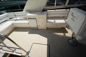 55' Neptunus Motor Yacht 1995 Bridge Wet Bar