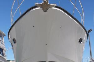 55' Neptunus Motor Yacht 1995 Bow View