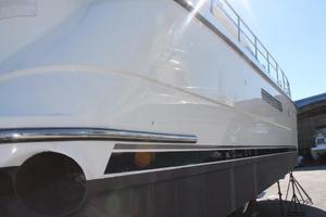 55' Neptunus Motor Yacht 1995 STB Aft