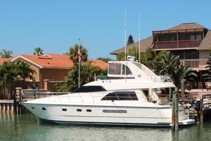55' Neptunus Motor Yacht 1995 This 1995 55' Neptunus Flybridge Motor Yacht for sale - SYS Yacht Sales