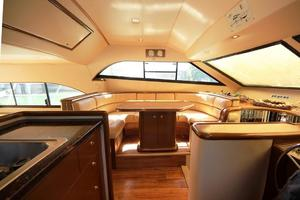 55' Neptunus Motor Yacht 1995 Galley