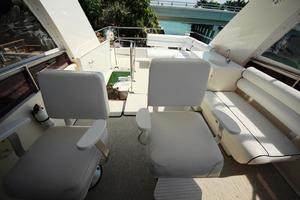 55' Neptunus Motor Yacht 1995 Bridge Facing Aft