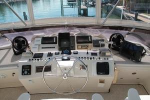 55' Neptunus Motor Yacht 1995 Helm