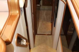 55' Neptunus Motor Yacht 1995 Stairwell