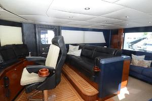 87' Oceanfast 87 2000 Pilothouse