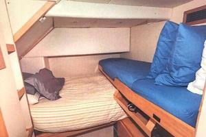 87' Oceanfast 87 2000 Crew Cabin