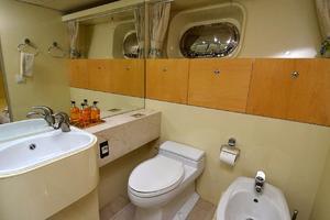 105' Heesen  1988 Guest Bathroom