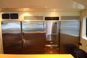 105' Heesen  1988 Galley Refrigerator
