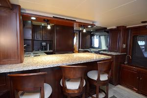 85' Jongert Long Range Cruiser 1986 Galley