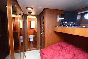 85' Jongert Long Range Cruiser 1986 Starboard Guest Stateroom