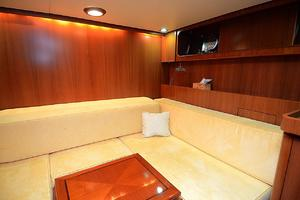 85' Jongert Long Range Cruiser 1986 Media Room/Fourth Stateroom