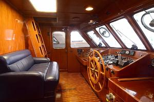 85' Jongert Long Range Cruiser 1986 Pilothouse