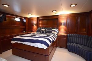 85' Jongert Long Range Cruiser 1986 Master Stateroom