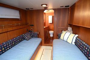 85' Jongert Long Range Cruiser 1986 Port Stateroom