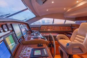 94' Ferretti Yachts  2004 Pilothouse