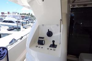 94' Ferretti Yachts  2004 Cockpit Docking Station