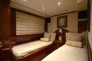 105' Intermarine  2000 Port Guest Stateroom