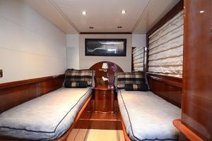 105' Intermarine  2000 Starboard Guest Stateroom
