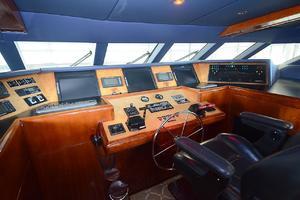 105' Intermarine  2000 Pilothouse