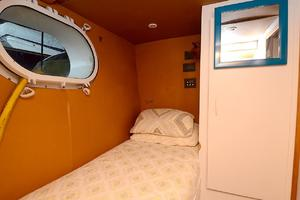 105' Intermarine  2000 Engineer Cabin