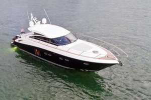 62' Princess V62 2011 Profile