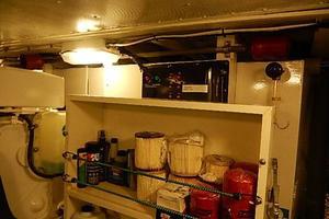 58' Trumpy motor yacht 1970 Spare parts