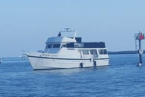 72' Mathews Brothers Motor Yacht Coast Guard COI 1971